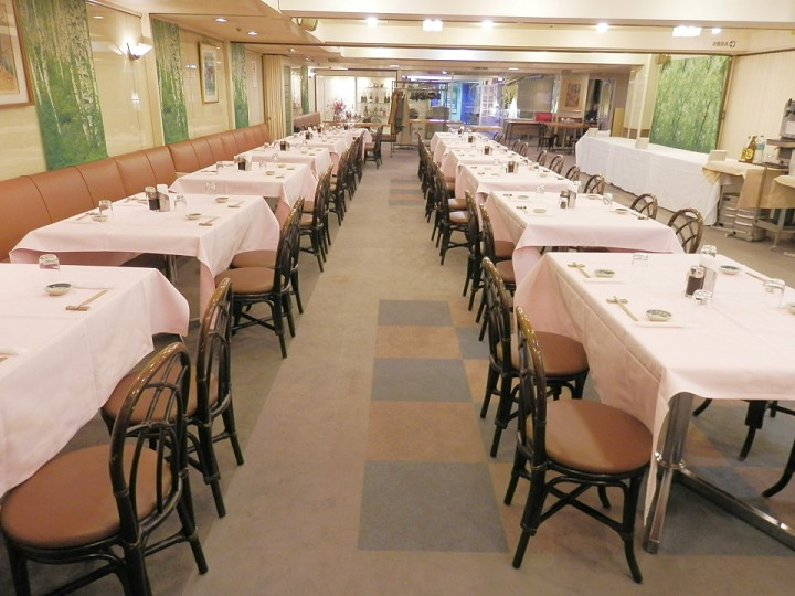【Party venue for large number of people wander】